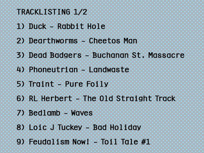 Breakfast Time! Echo From Below – Tracklist in full